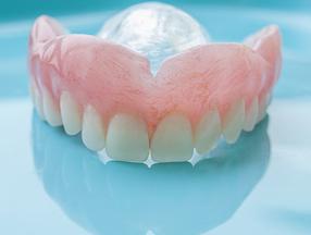 Complete dental prosthesis